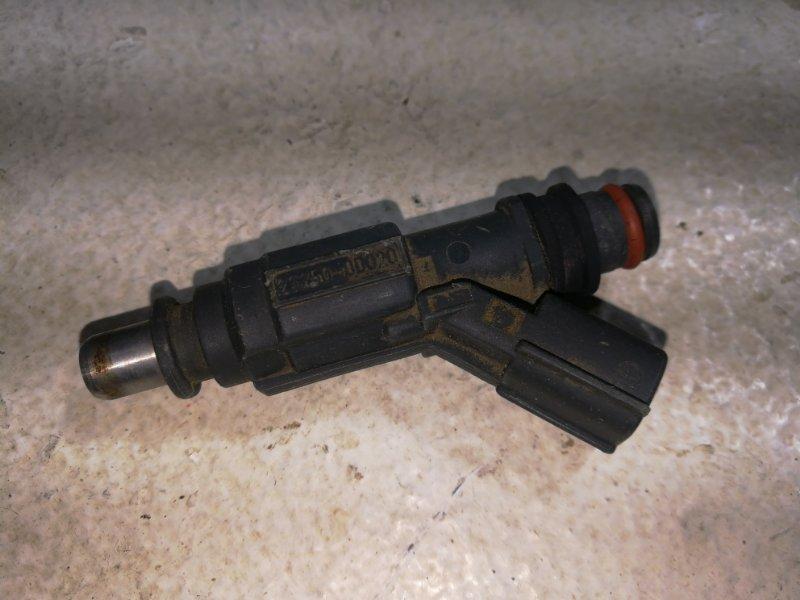 Форсунка инжекторная электрическая Toyota Corolla 120 E120 232500D020 (б/у)