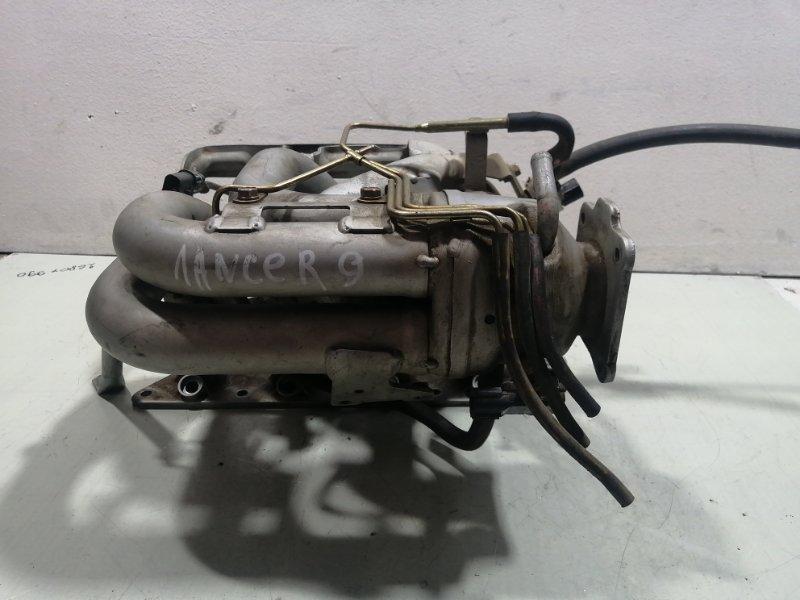 Коллектор выпускной Mitsubishi Lancer 9 CS 2003 MN137916 (б/у)
