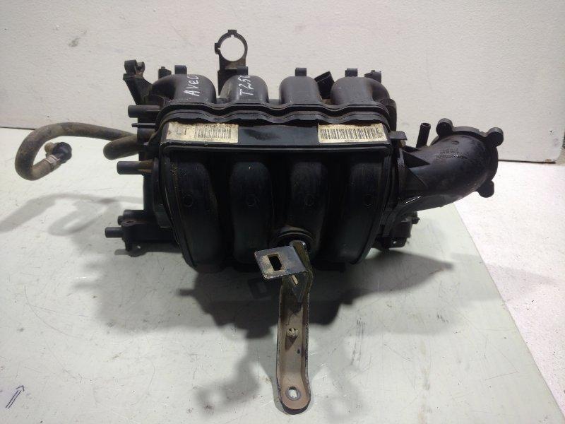 Коллектор впускной Chevrolet Aveo T250 T250 2005 55564310 (б/у)