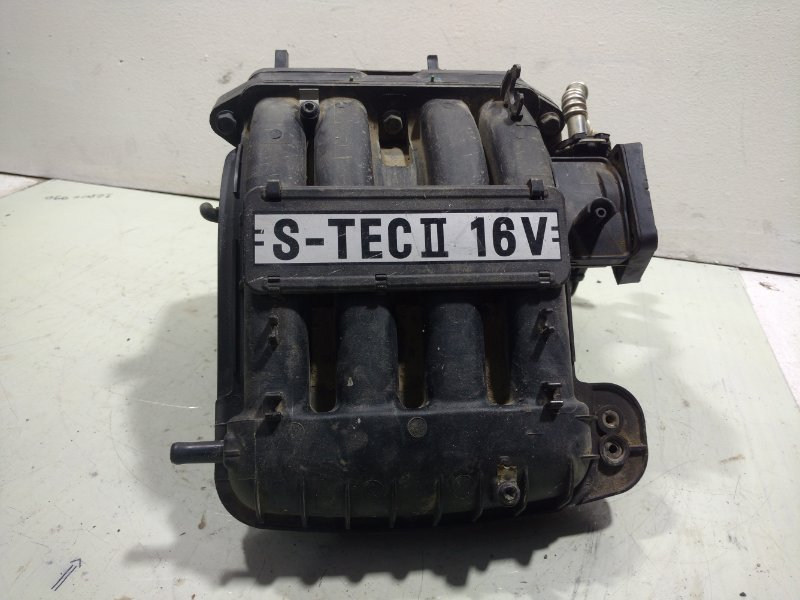Коллектор впускной Chevrolet Spark 3 96416315 (б/у)