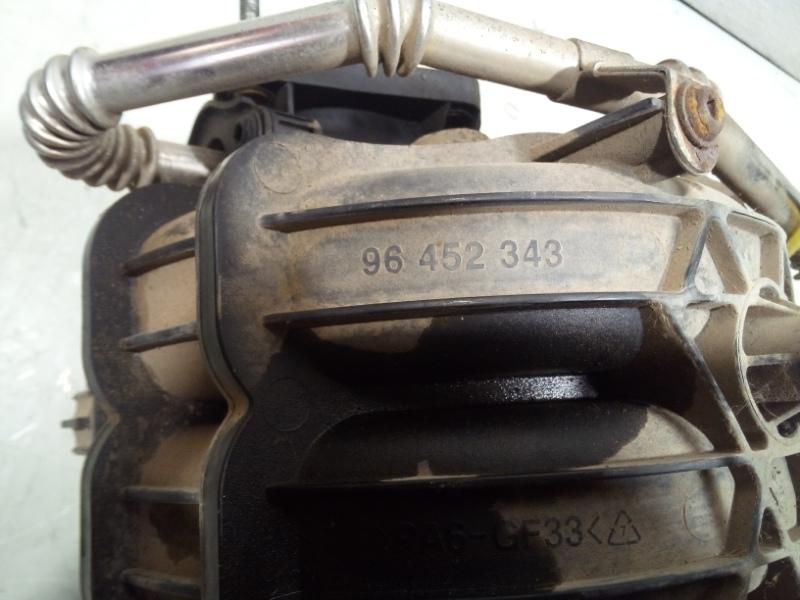 Коллектор впускной Chevrolet Lacetti J200 2003 96452343 (б/у)