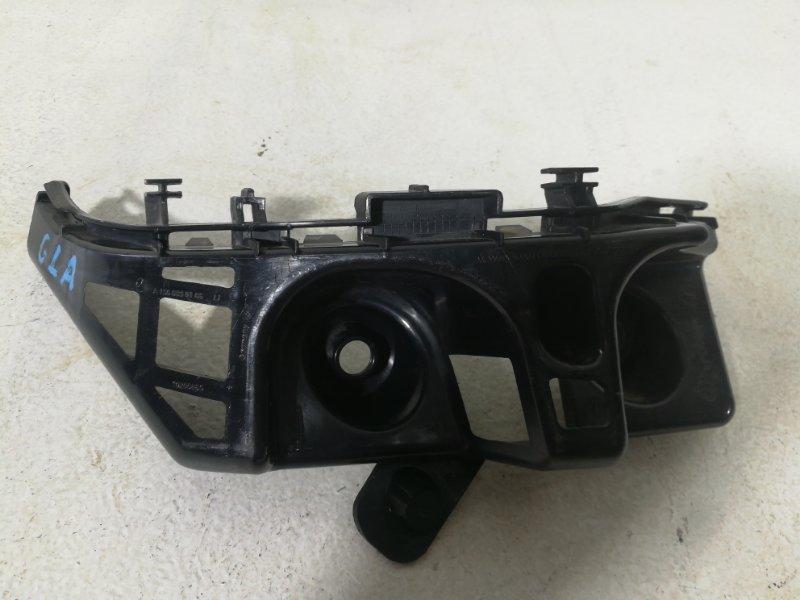 Кронштейн бампера Mercedes Gla X156 2014> задний левый A1568850165 (б/у)