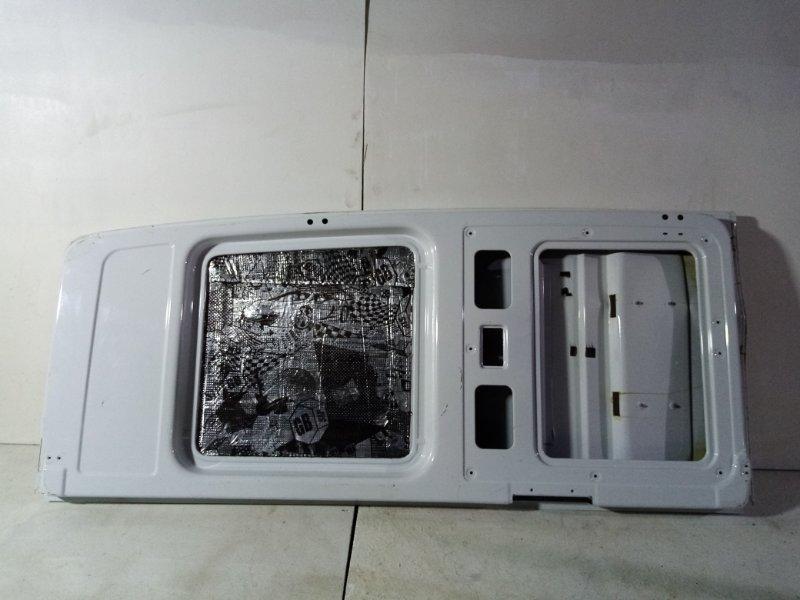 Дверь задняя распашная Mercedes Sprinter задняя левая (б/у)