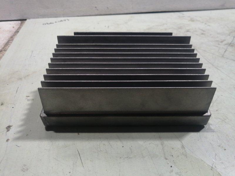 Усилитель звука Bmw X3 F25 3.0 (N52B30AF) 2011 65129257121 (б/у)