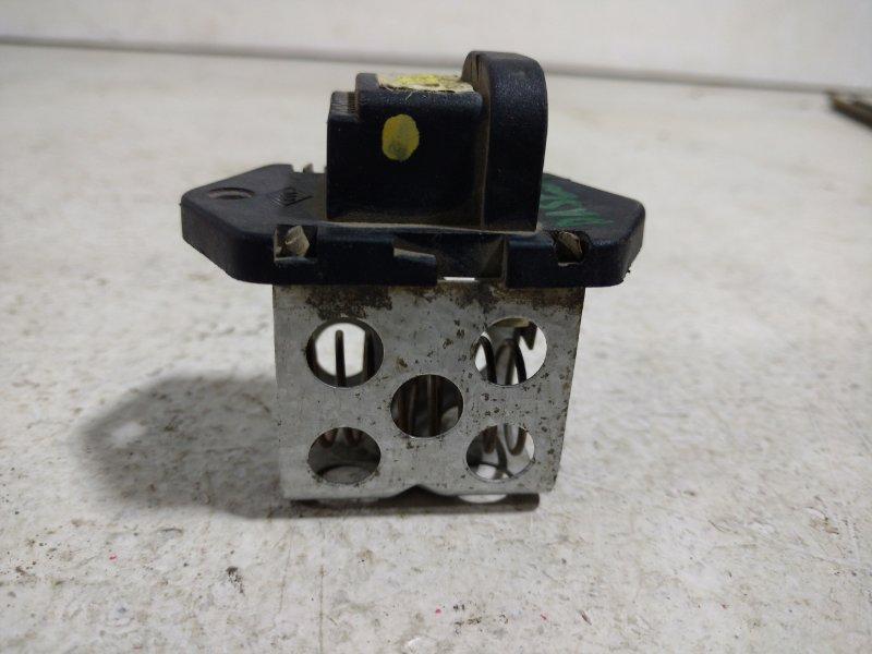 Резистор отопителя Renault Clio 2 2005 7700432632 (б/у)