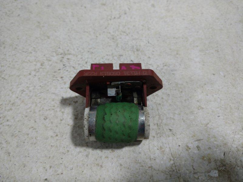 Резистор отопителя Fiat Ducato 250 (б/у)