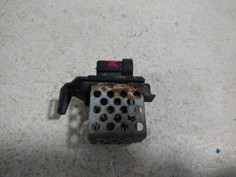 Резистор отопителя Renault Logan 1 BS 2009 3134503089 (б/у)