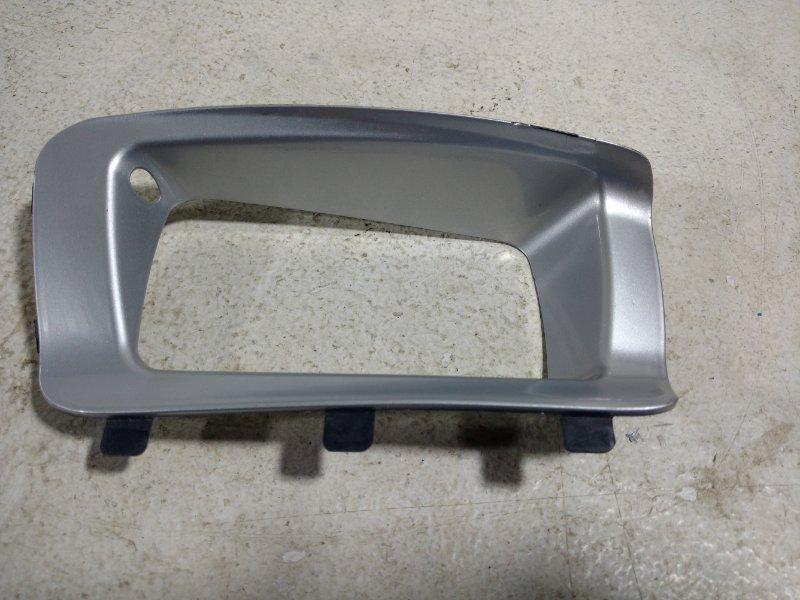Облицовка противотуманной фары Lada 2114 2113 передняя правая 2113280319620 (б/у)