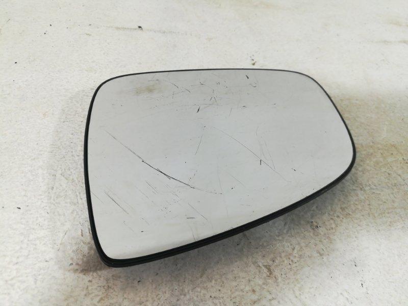 Стекло зеркала Renault Logan 1 BS 2005 переднее левое 232634041 (б/у)