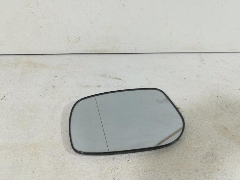 Стекло зеркала Toyota Corolla 150 E150 2006 переднее левое SR1400 (б/у)