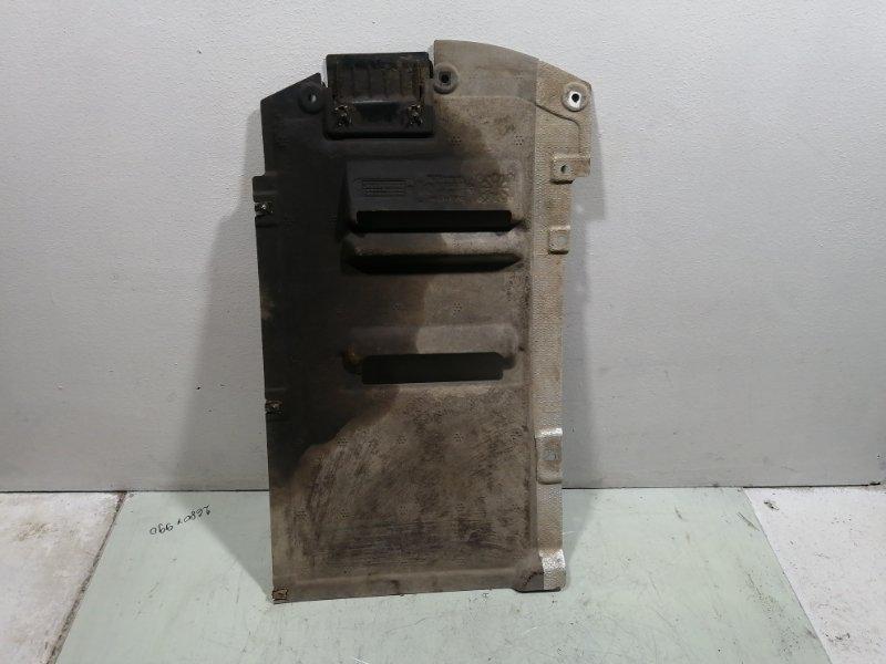 Защита кпп Bmw X3 F25 3.0 2011 51757213668 (б/у)