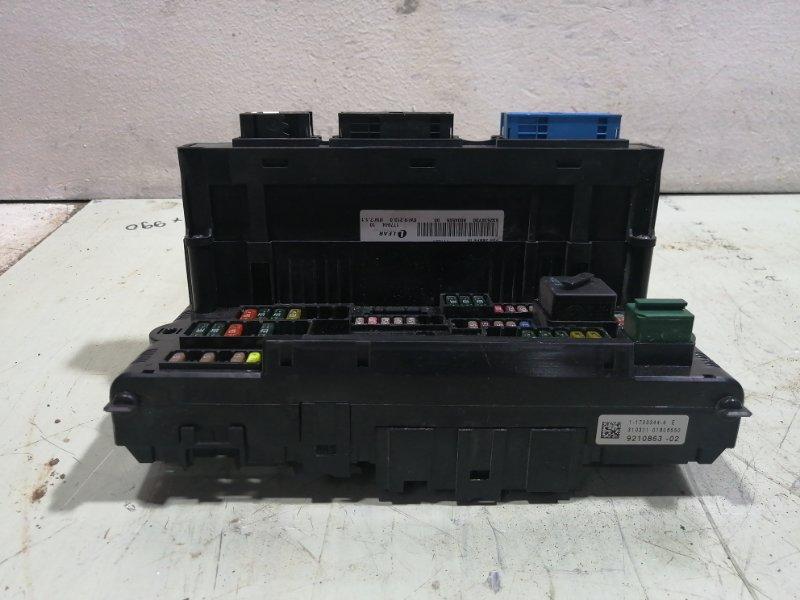 Блок предохранителей Bmw X3 F25 3.0 (N52B30AF) 2011 (б/у)