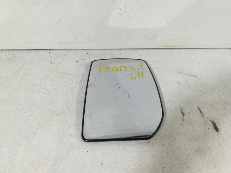 Стекло зеркала Ford Transit переднее левое (б/у)