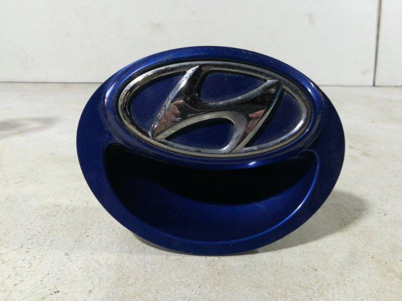 Ручка двери Hyundai Solaris 1 RB 2010 задняя 817201R200 (б/у)