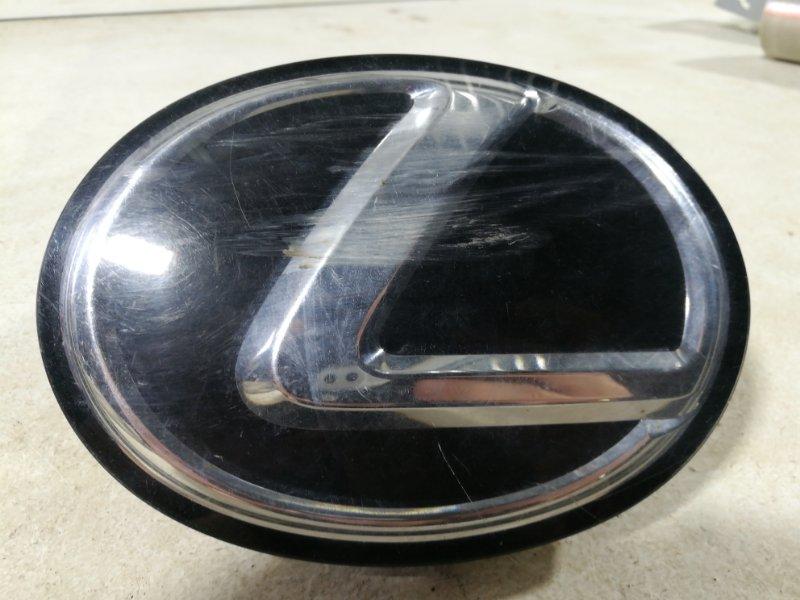 Эмблема Lexus Rx AL10 2GRFE 2009 передняя 9097502117 (б/у)