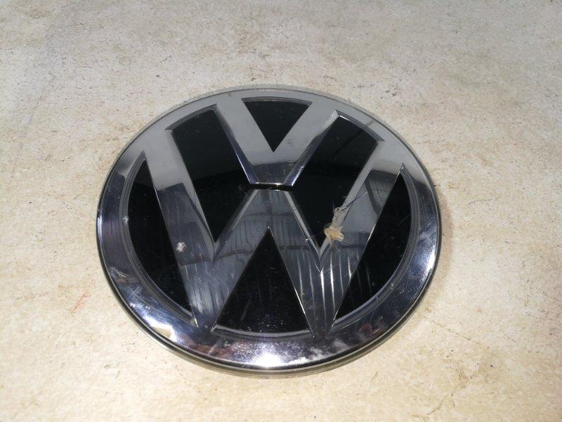 Эмблема Volkswagen Tiguan 2 5N 2017> передняя 5NA853601 (б/у)