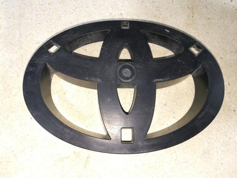 Кронштейн крепления эмблемы Toyota Camry 50 V50 2011 передний 7531133200 (б/у)