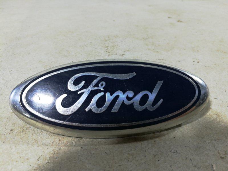 Эмблема Ford Transit FA 2000 задняя 2N11N425A52AA (б/у)