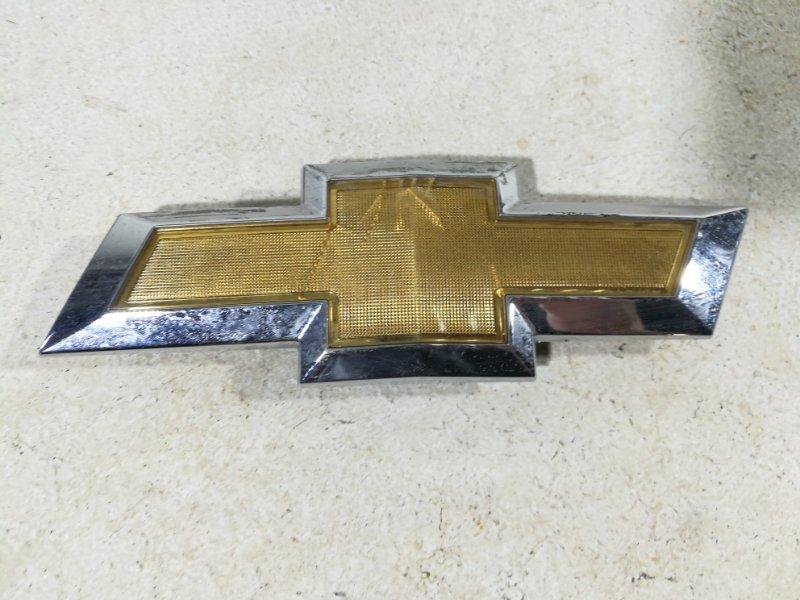 Эмблема Chevrolet Cruze J300 2009 передняя (б/у)