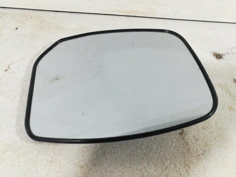 Зеркальный элемент Nissan Patrol передний правый SR1300 (б/у)