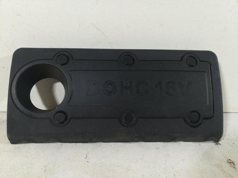 Накладка декоротивная на двигатель Hyundai Ix35 2010 292402G000 (б/у)