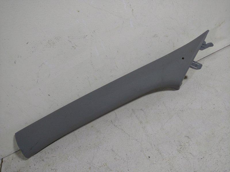 Обшивка стойки Kia Rio 3 2011> передняя левая 858104Y0008M (б/у)