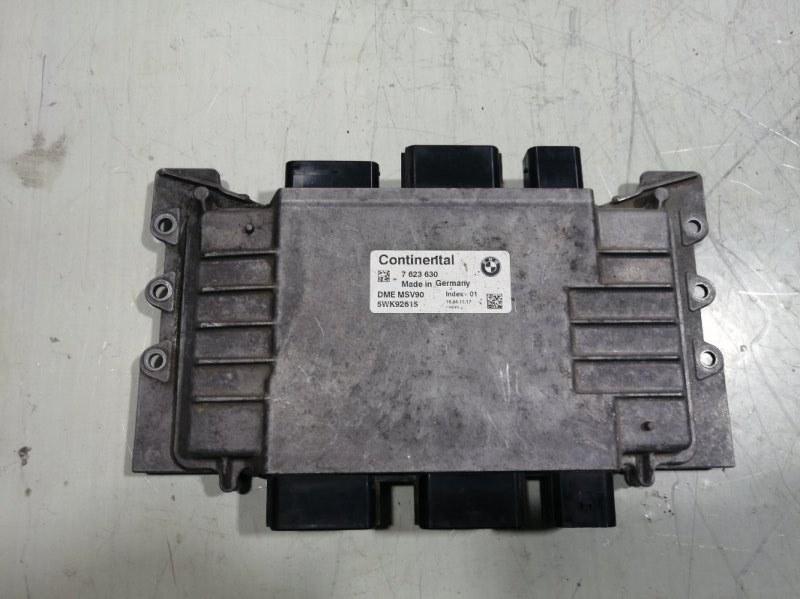 Блок управления двигателем Bmw X3 F25 3.0 2011 12147623630 (б/у)
