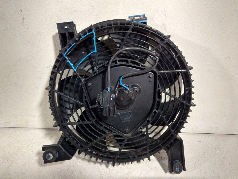Вентилятор радиатора Toyota Land Cruiser Prado 150 E150 2.8 ДИЗЕЛЬ 2017 8859060101 (б/у)