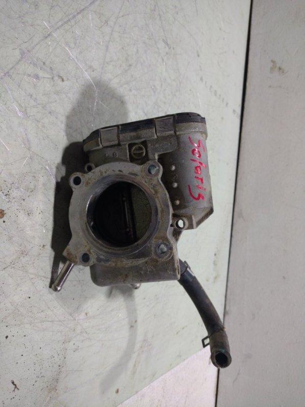 Дроссельная заслонка Hyundai Rio 3 RB G4FA 2010< 35100-2В150 (б/у)