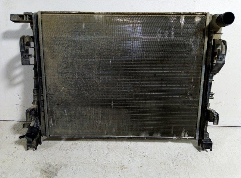 Радиатор основной Renault Logan 2 2014> 214105731R (б/у)