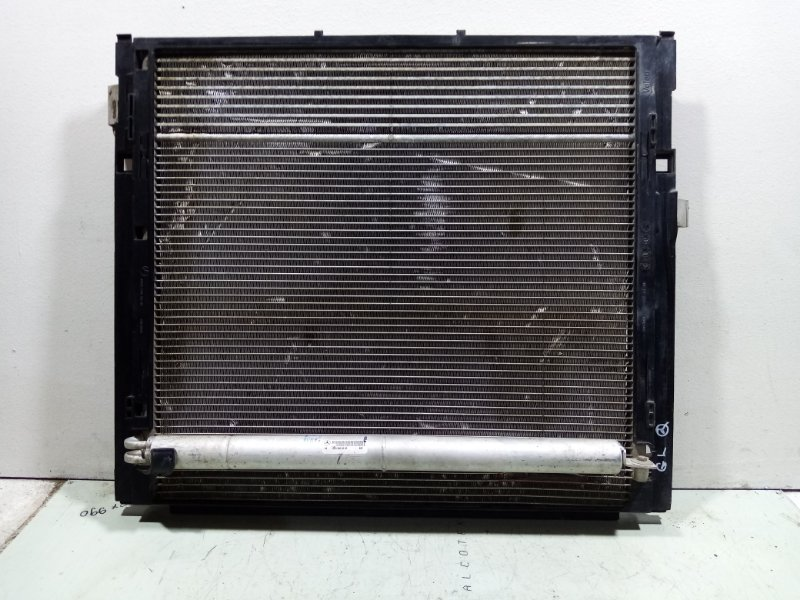 Радиатор кондиционера (конденсер) Mercedes Gl X166 2011> А0995040918 (б/у)