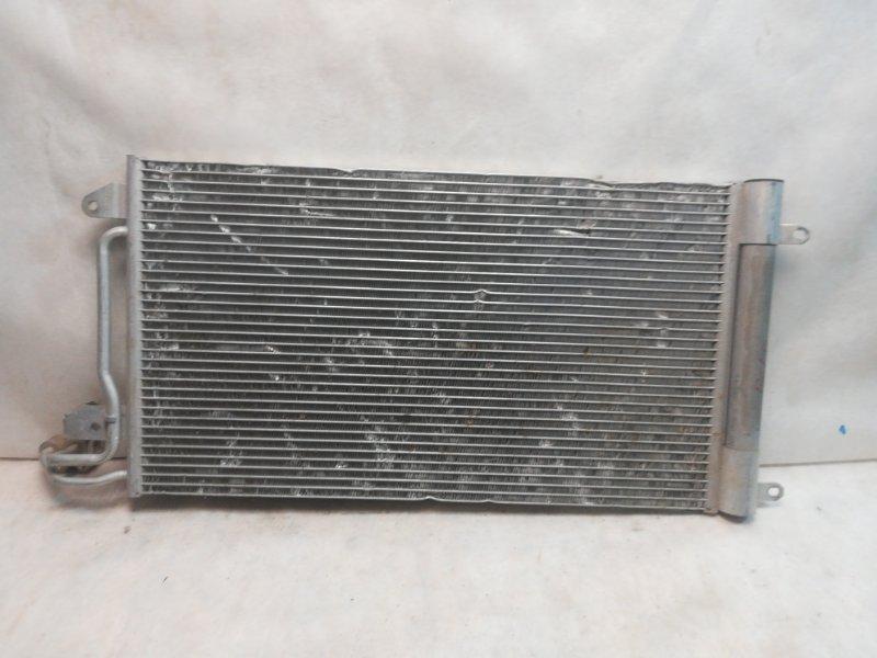 Радиатор кондиционера Volkswagen Polo передний 6R0 820 411 D (б/у)