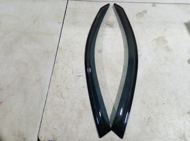 Ветровики комплект Bmw X3 F25 3.0 2011 (б/у)