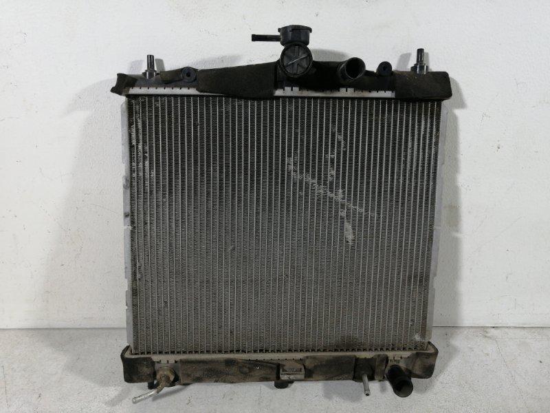 Радиатор основной Nissan Note E11 2006 214609U00A (б/у)