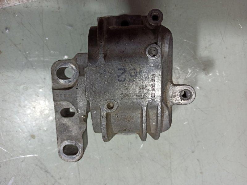Подушка двигателя Volkswagen Touran 1KO199262 (б/у)