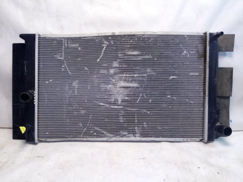 Радиатор основной Toyota Corolla 120 E120 2001 DT4221343571 (б/у)