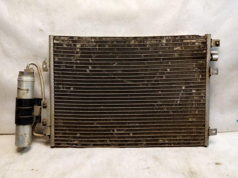 Радиатор кондиционера (конденсер) Renault Symbol 1 1998 8200757789 (б/у)