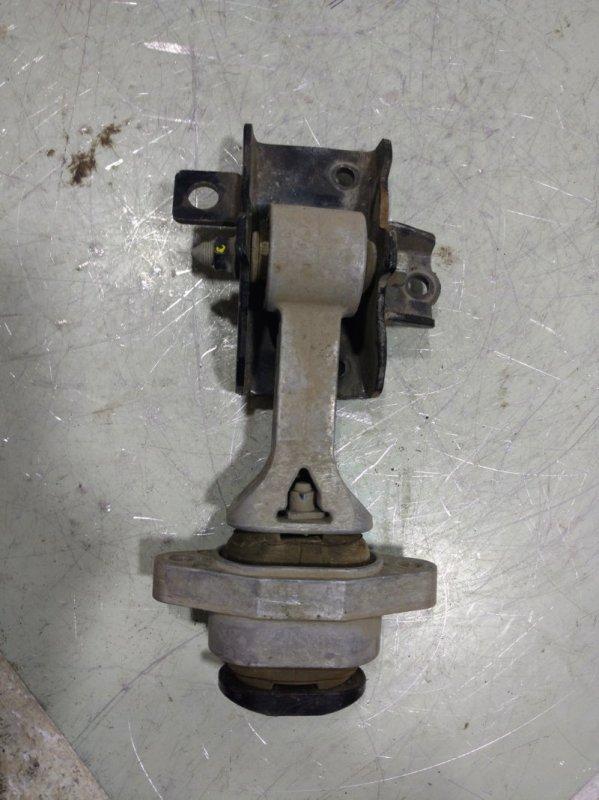 Опора двигателя задняя Hyundai Solaris 1 G4FA 2010 задняя (б/у)
