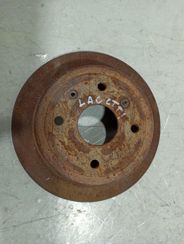 Тормозной барабан Chevrolet Lacetti (б/у)