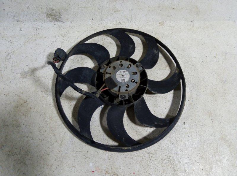 Вентилятор радиатора Ford Focus 3 1.6 2013 1740023 (б/у)