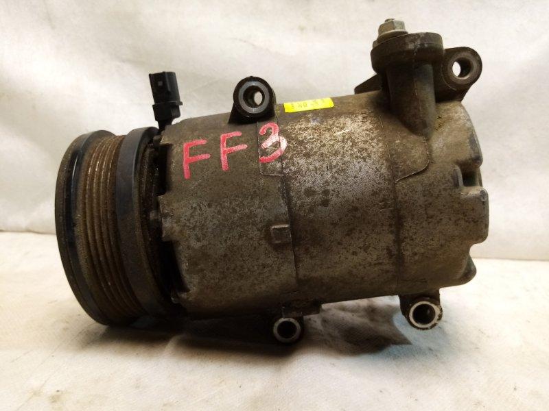 Компрессор кондиционера Ford Focus 3 1.6 2013 1333040 (б/у)