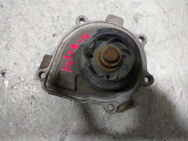 Насос водяной (помпа) Opel Astra H L48 2006 24405895 (б/у)