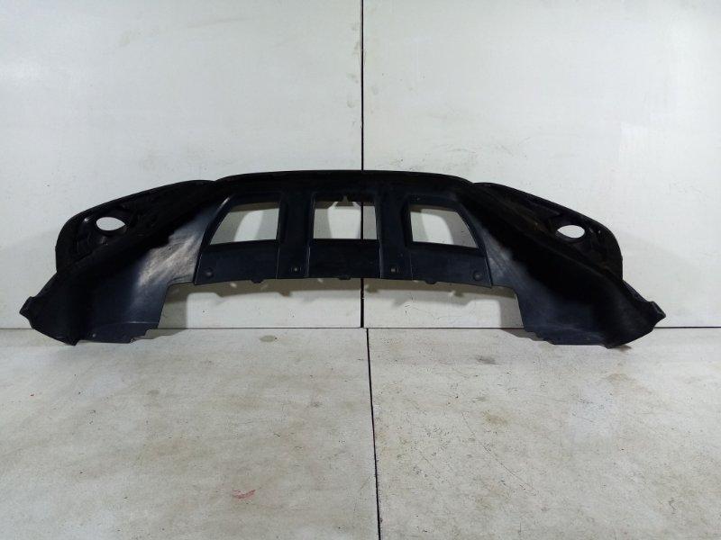 Бампер передний (нижняя часть) Honda Cr-V передний 71102T0AZY00 (б/у)