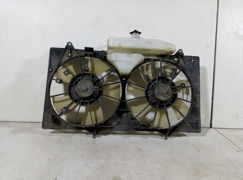 Диффузор вентилятора Mazda 6 GH L813 2007 задний (б/у)