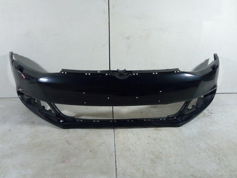 Бампер передний Volkswagen Jetta 6 5C 2011> 5C6807221 (б/у)
