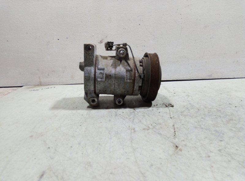 Компрессор кондиционера Mazda 6 GH L813 2007 Z0004399A (б/у)