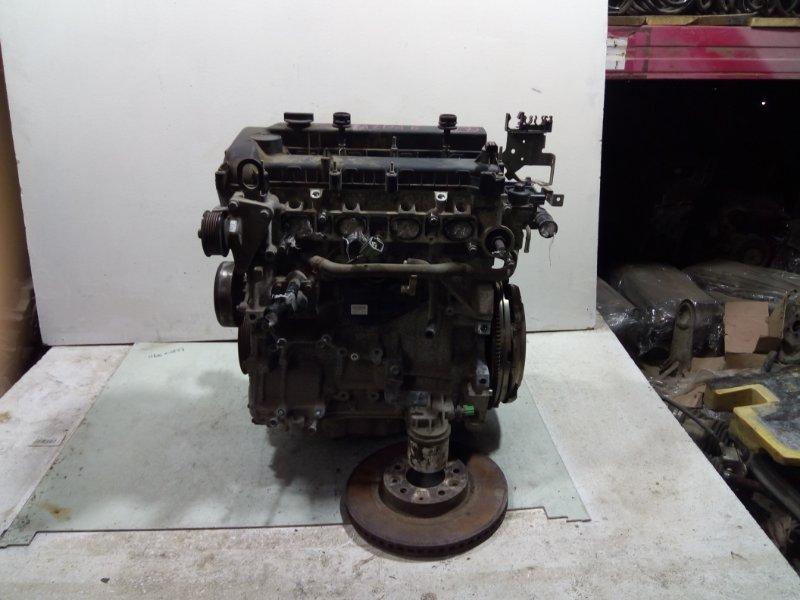 Двигатель (двс) Mazda 6 GH L813 2007 (б/у)