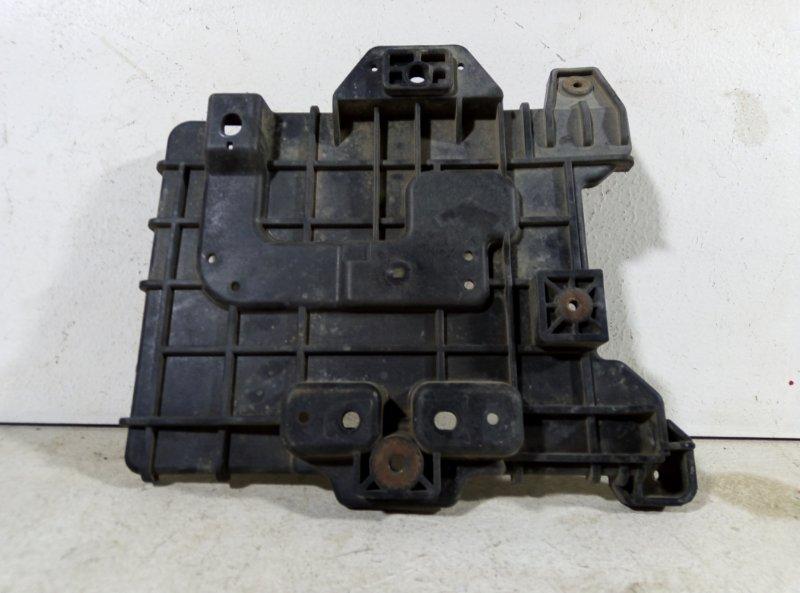 Крепление акб (корпус/подставка) Kia Rio 3 QB 2011 37150-1R360 (б/у)
