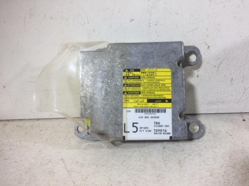 Блок управления air bag Toyota Corolla 120 E120 3ZZ-FE 2006 8917002380 (б/у)