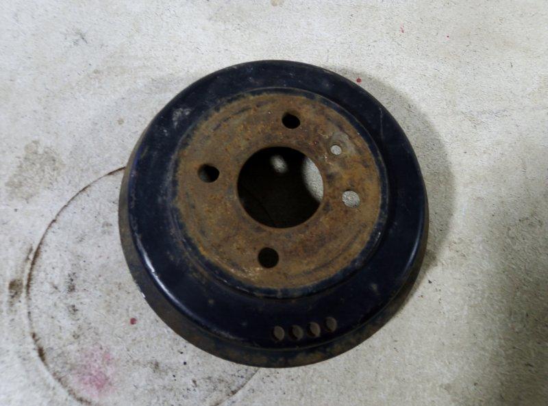 Тормозной барабан Chevrolet Cobalt T250 2011 задний 96853514 (б/у)
